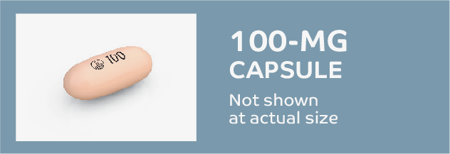 OFEV® (nintedanib) capsule is available in 2 dosage strengths